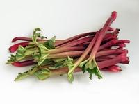 Confiture de rhubarbes 350 g  Pot de 350 g