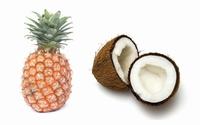 Confiture d'ananas noix de coco 350 g  Pot de 350 g